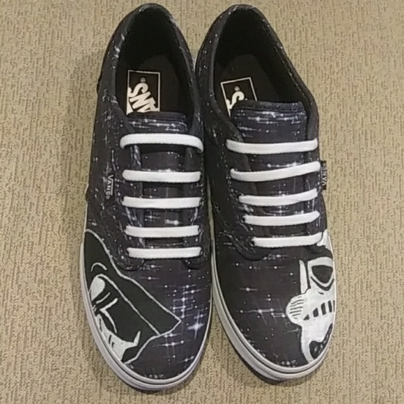 Vans Star Wars Customized Lace Up